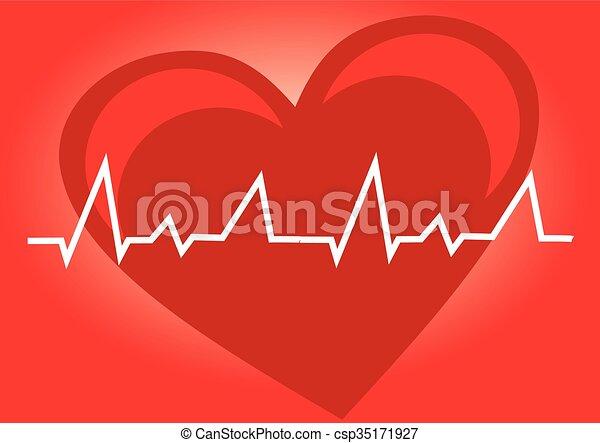 coração - csp35171927