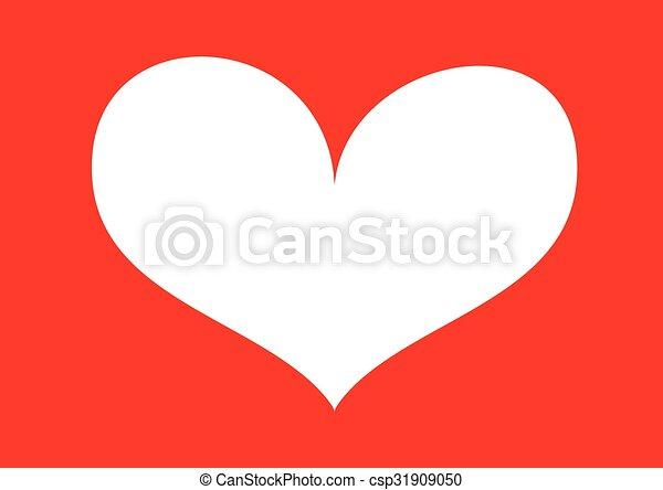 coração - csp31909050