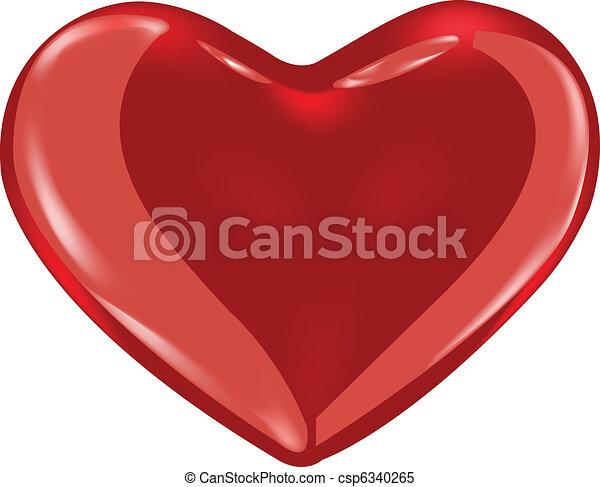 coração - csp6340265
