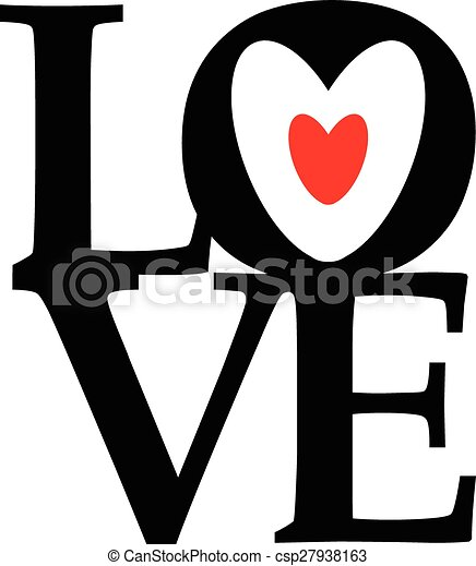 Un mensaje de amor - csp27938163