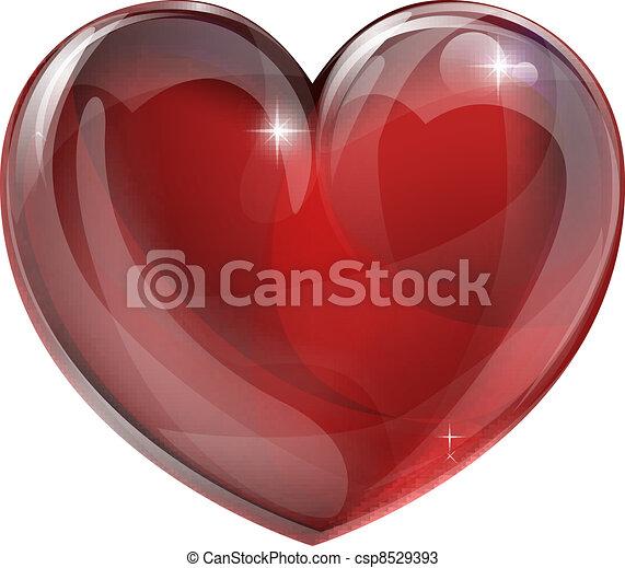 Grafico cardíaco - csp8529393