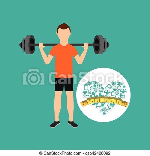 Pesas y perdida de peso