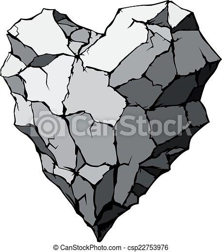 Coraz n piedra global organizado forma color free - Dibujos de piedras ...