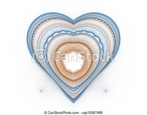 Corazón - csp19367489