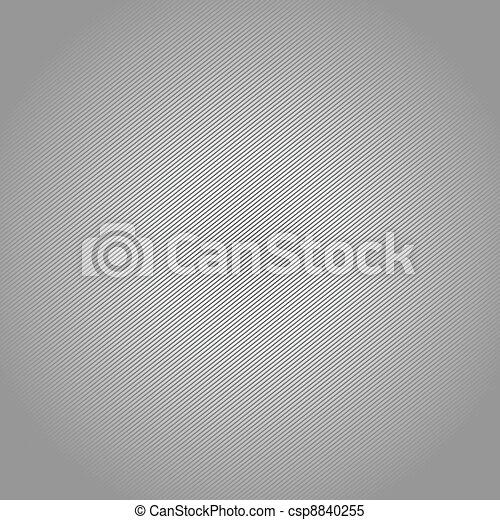 Corduroy background, gray lines - csp8840255
