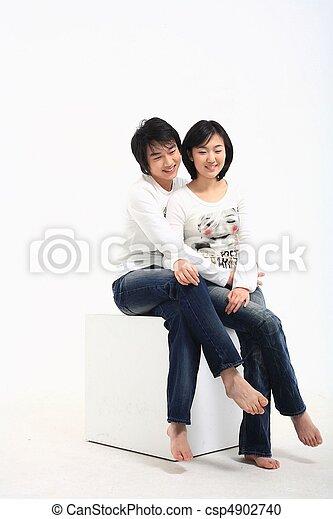 Vida coreana - csp4902740