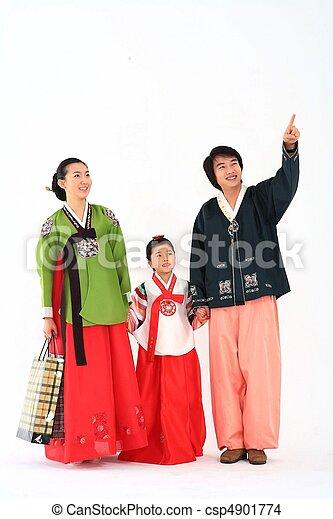 Vida coreana - csp4901774