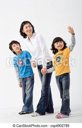 Vida coreana - csp4902789