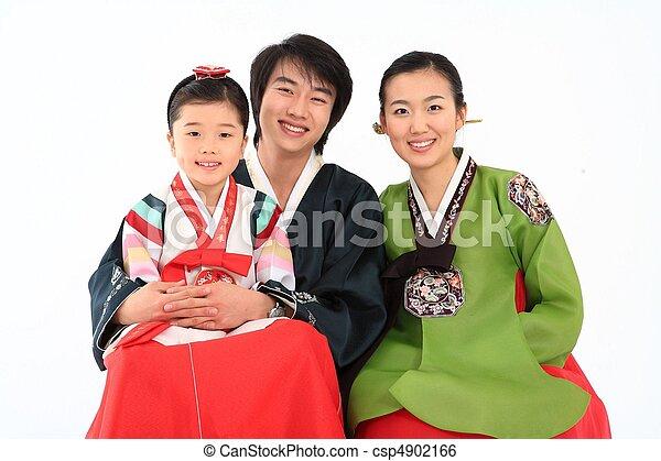 Vida coreana - csp4902166