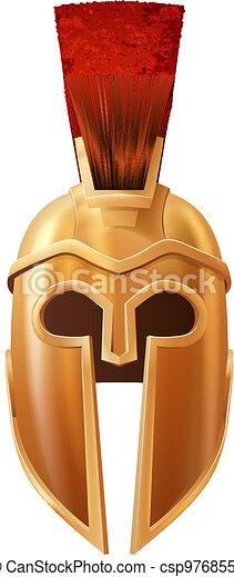 Corinthian helmet - csp9768554