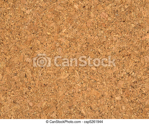 Cork Background - csp5261944