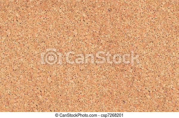 Cork-board background - csp7268201