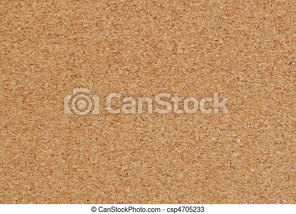 cork board background - csp4705233