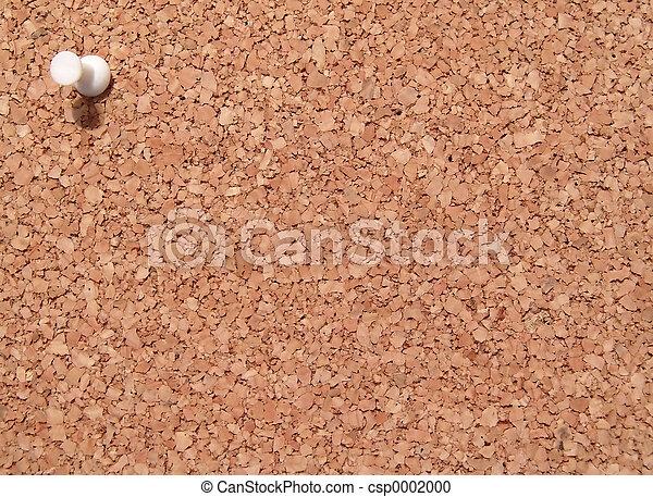 Cork Board - csp0002000