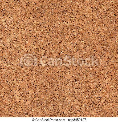 Cork Texture - csp8452127