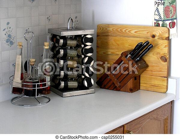 corner., 厨房 - csp0255031