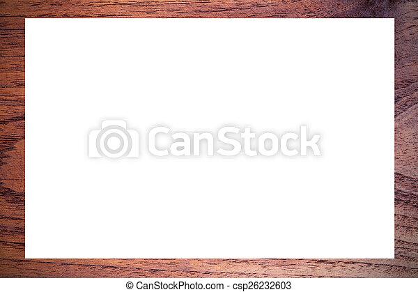 cornice legno - csp26232603