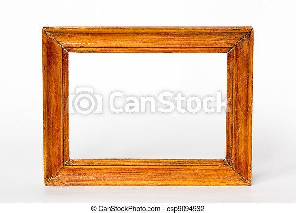 cornice legno - csp9094932