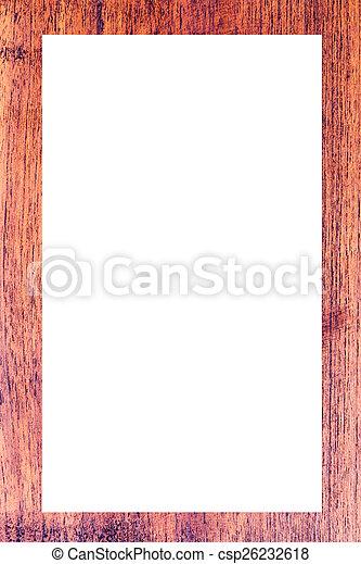 cornice legno - csp26232618