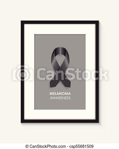 cornice, melanoma, consapevolezza - csp55681509