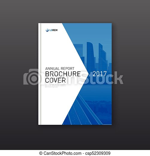 corporate brochure cover design template corporate brochure cover