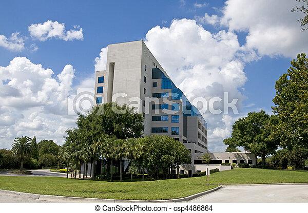 Corporate Building - csp4486864