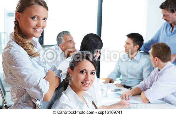 Corporate Confidence - csp16109741