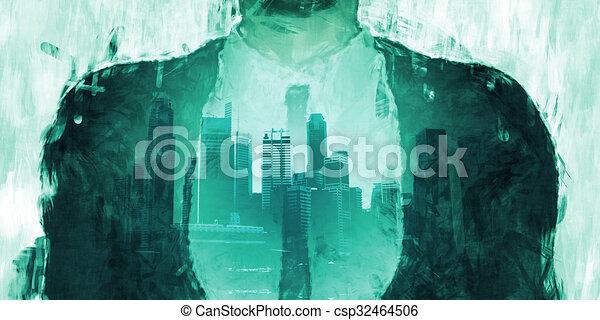 Corporate Culture - csp32464506