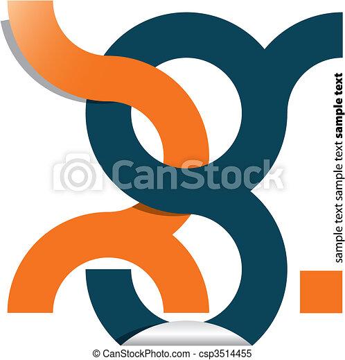 Corporate identity - csp3514455