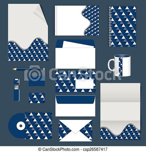 corporate identity  - csp26587417