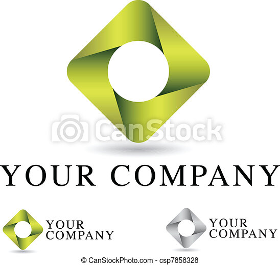 Corporate Logo Design - csp7858328