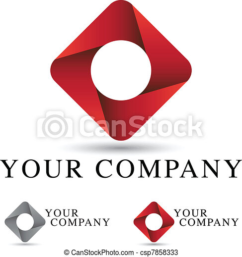 Corporate Logo Design - csp7858333