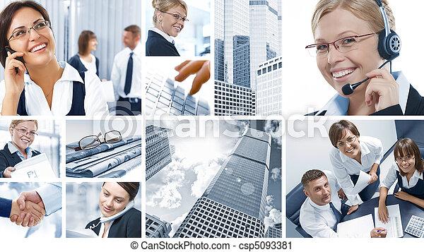 corporate mix - csp5093381