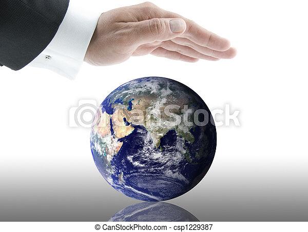 Corporate Social Responsibility - csp1229387