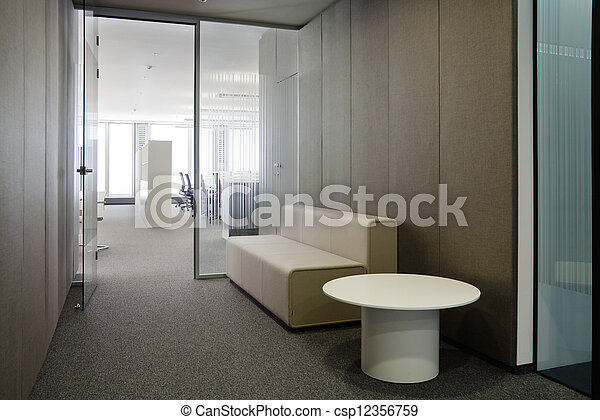 corporative, oficina - csp12356759