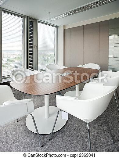 Oficina corporativa - csp12363041