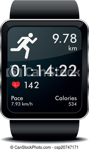 Smartwatch corre fitness - csp20747171
