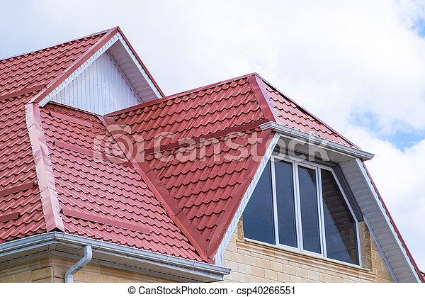 Corrugado hoja windows casa techo pl stico perfil - Techos de plastico ...