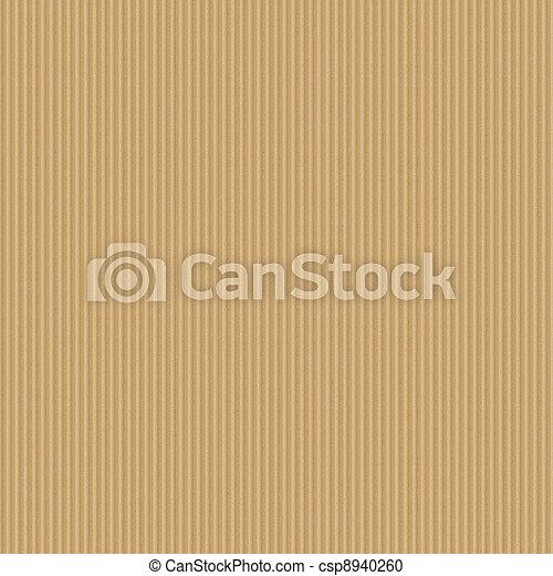 corrugato, fondo., cartone, seamless - csp8940260