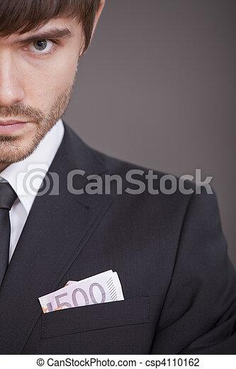 corruptie - csp4110162