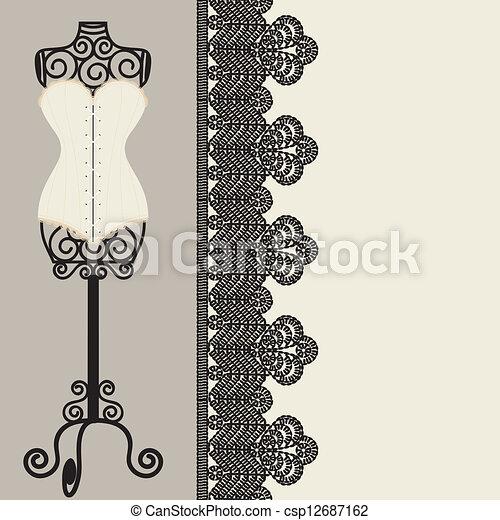 corset - csp12687162