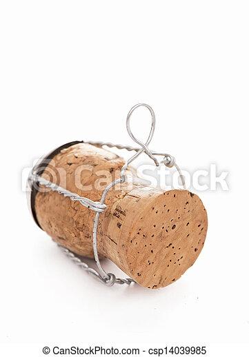 Cortical champagne corks - csp14039985
