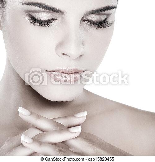 cosméticos, emoções - csp15820455