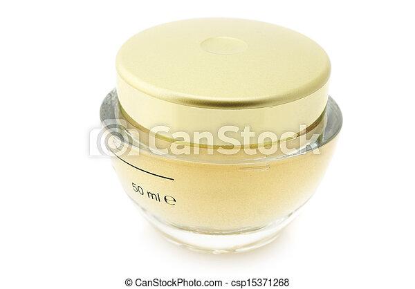 Cosmetic cream - csp15371268