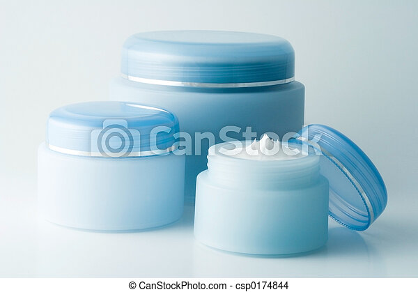 Cosmetic creams (1) - csp0174844