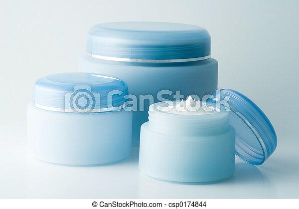 Cosmetic creams (1) - csp0174844