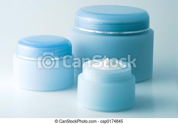 Cosmetic creams (2) - csp0174845