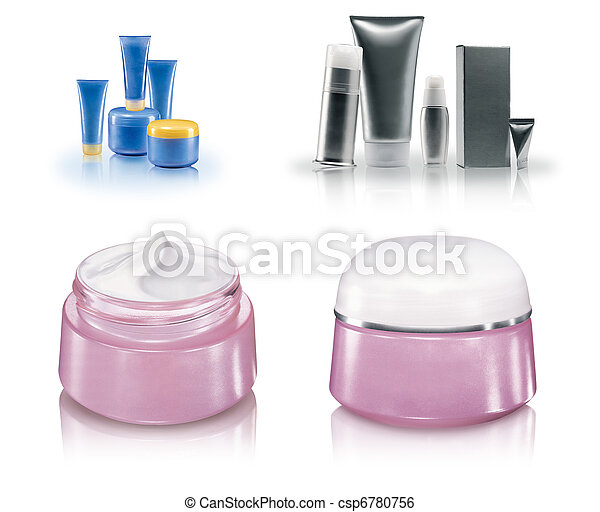 Cosmetics collections  - csp6780756