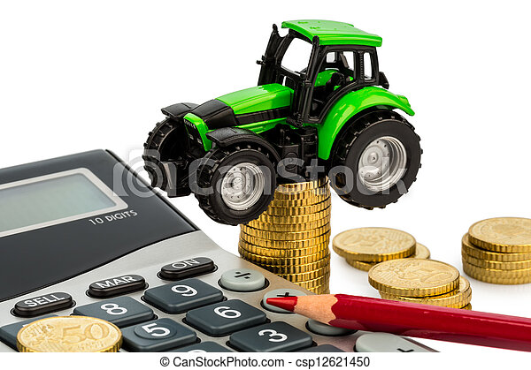 cost accounting in agriculture - csp12621450