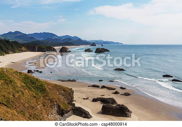Costa de Oregón - csp48000914